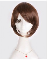 Attack On Titan  Sasha Bloss Brown Sweet Potato Female Cosplay Wig