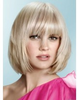 High Quality Bob Hairsyle Human Hair Wigs With Cheap Price About 12 Inches