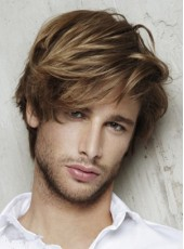 Top Sale High Quality Handsome Hairstyle 100% Human Hair Wig About 8 Inches