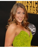 High Quality Colbie Caillat Hairstyle Mix Color Lace Front Human Hair Wigs About 20 Inches