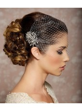 Honorable Bridal Updo Wraps