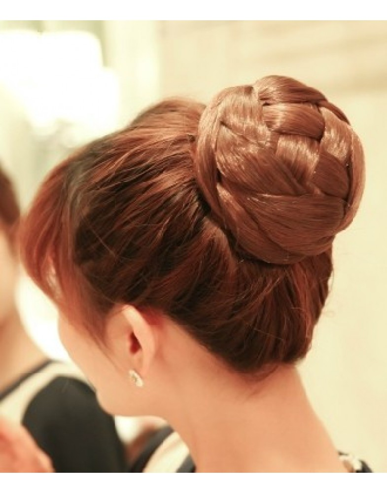 Charming & High Quality Cosplay Updo  Wraps