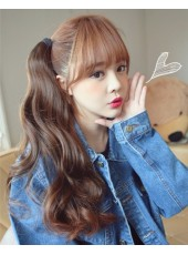 Korea Style Lifelike Natural Tie Up Ponytail About 20 Inches