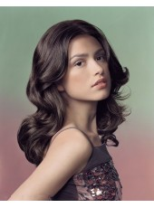 Inexpensive Hairstyle Synthetic Capless Wig About 20 Inches