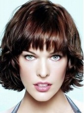 Heavy Layered Hairstyles Fashionable Short  Wig About 8 Inches