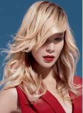 Custom Top Quality Charming Hairstyle 100% Human Hair Capless Wig About 18 Inches