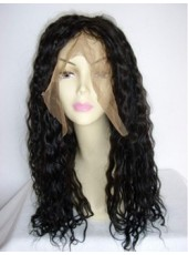 Heavy Hair Density Absolutely Natural Long Curly Celebrity Lace Wig About 24 Inches