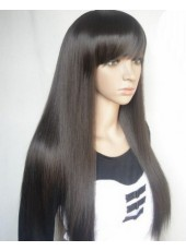 Crumby Comfortable To Wear Super Long Hairstyle Capless Wig About  24 Inches