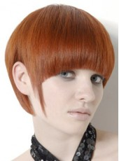 Chic Cut Amazing Straight Short Hairstyle Synthetic Capless Wig About 8 Inches