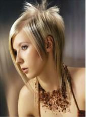 "100% Human Remy Hair Short 12"" Golden Highlights Black Straight Monofilament Top Wigs"