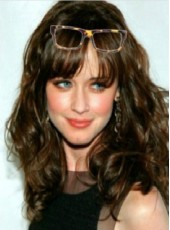 Custom New Celebrity Hairstyle Capless Medium Curly 100% Human Remy Hair Wig About 16 Inches