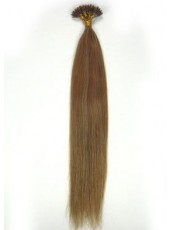 16'' Coffee Fashion Newest Stick/I Tip Human Hair Extensions 100 Stands / Pack