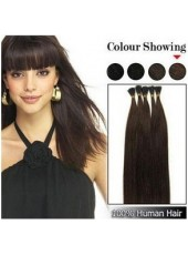 16 Inches Top Quality 100% Stick/I Tip Human Hair Extensions