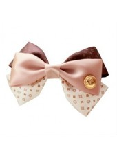 Korea Style High Quality Hand Made Lovely Bowknot Hairpin