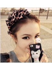Korean Hair Clasp Multilayer Peach Hearts Hair Accessories