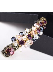 New Arrival Top Clamp Resplendent Crystal Korea Style Beautiful Hairpin